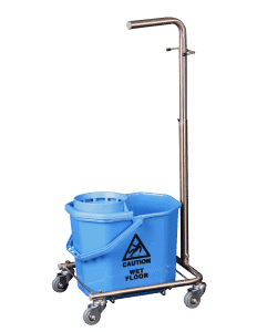 Stabil frame of stainless steel for spin mop