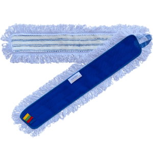 OEKO-TEX labelled microfiber mop, 60 cm. For places with a lot of dirt.