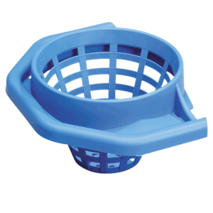 Strong and solid wringer spin mop bucket
