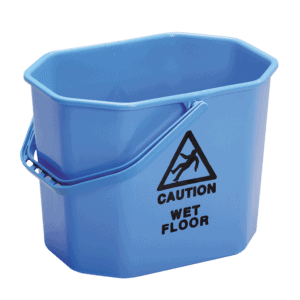 Strong and solid bucket for spin mop