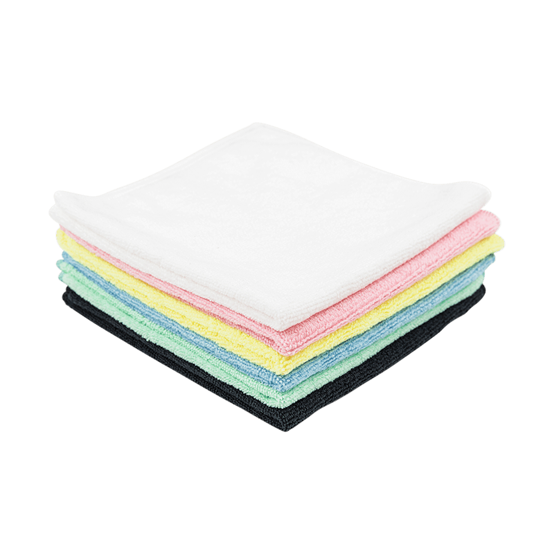 OEKO-TEX ecolabelled microfiber cloth 40x40 cm