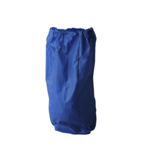 Washing bag for cleaning trolleys