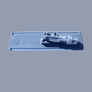 Velcro mop frame for heavy microfiber mops 40 cm