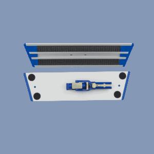 Velcro mop frame 30 cm