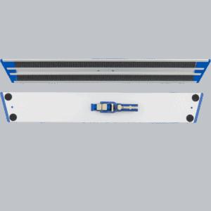 Velcro mop frame 60 cm