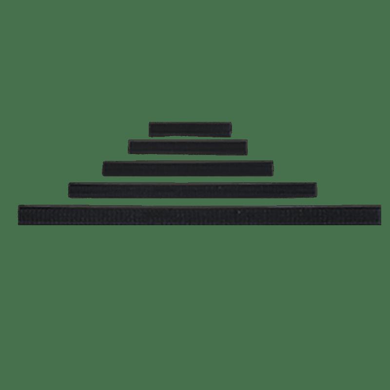 Velcro sets for velcro mop frames