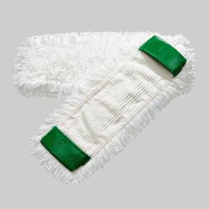 Soft pocket mop with fringes