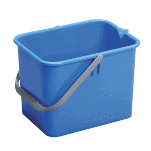 Blue cleaning bucket 9 litres