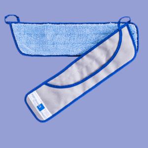 50 cm microfiber pocket mop for single system