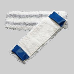 Microfiber pocket mop for Ringo washing system
